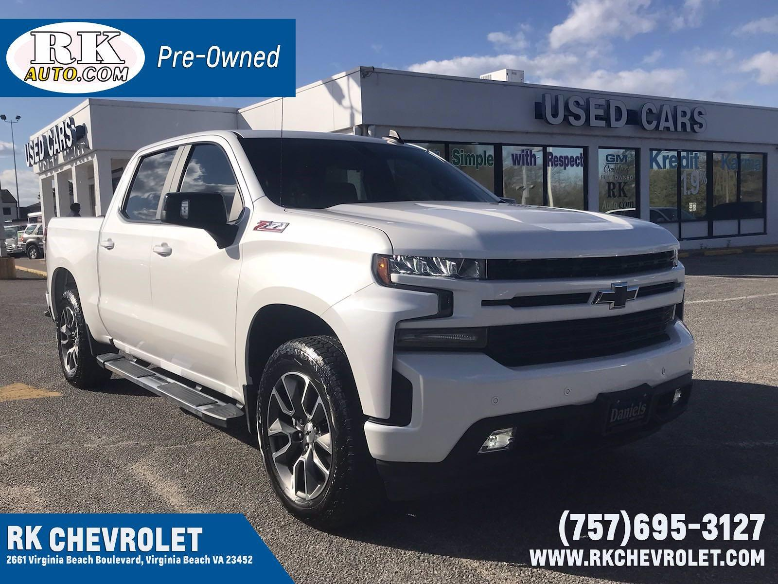 2019 Chevrolet Silverado 1500 Crew Cab 4x4, Pickup #16473P - photo 1
