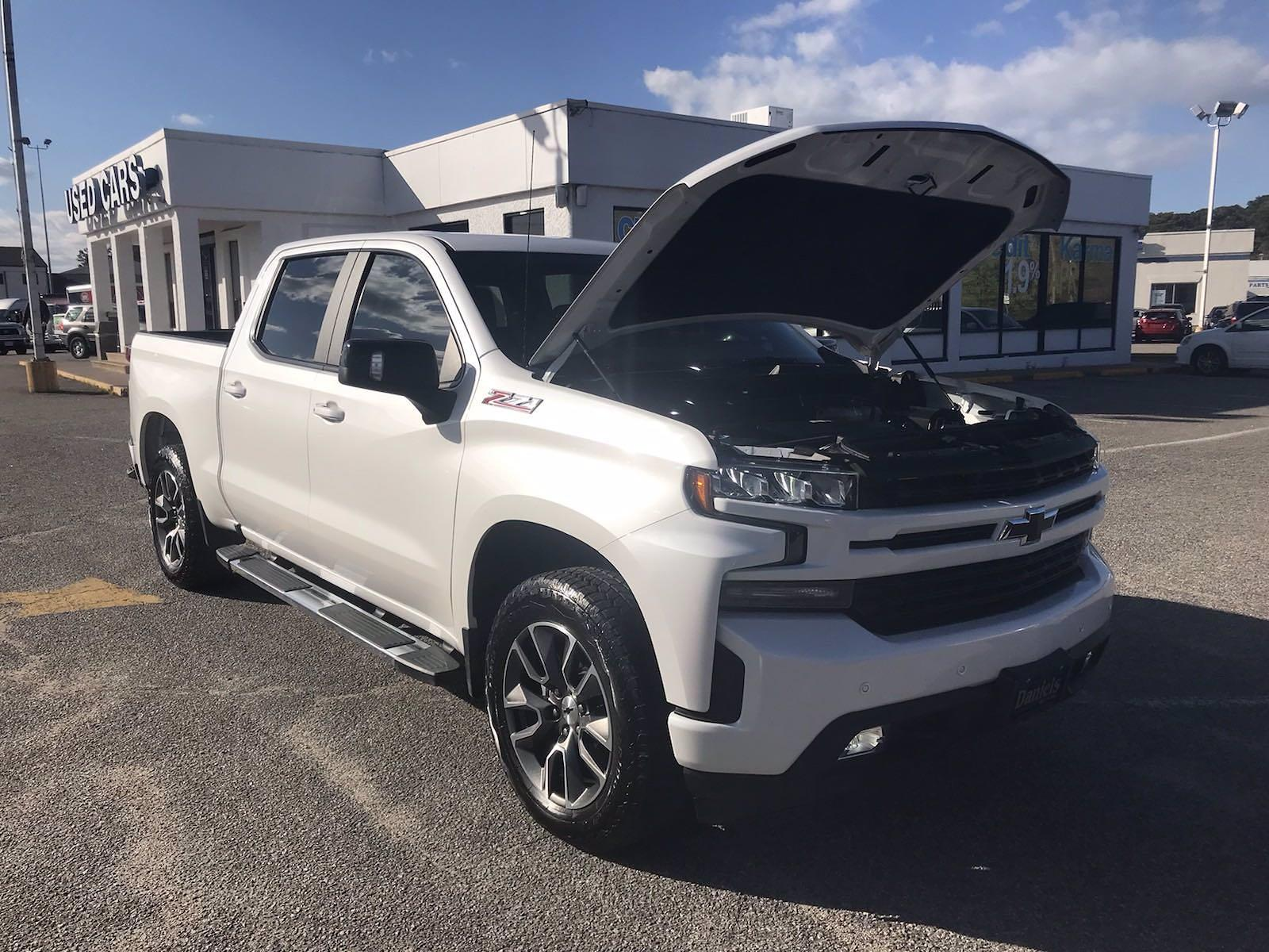 2019 Chevrolet Silverado 1500 Crew Cab 4x4, Pickup #16473P - photo 50