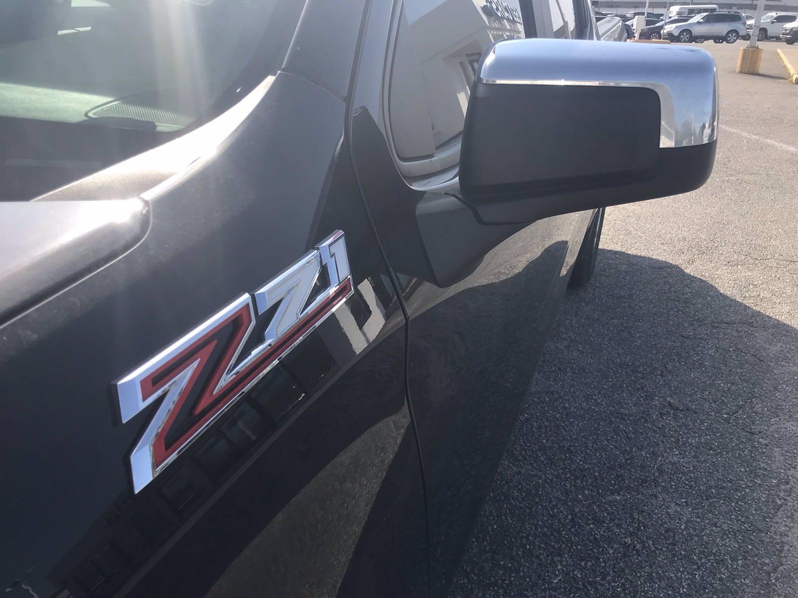 2019 Chevrolet Silverado 1500 Crew Cab 4x4, Pickup #16486P - photo 13