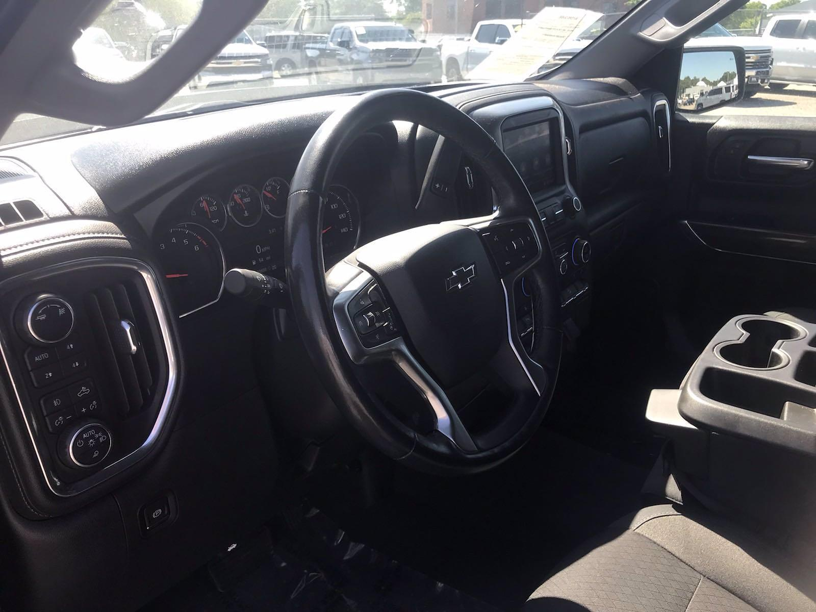 2019 Chevrolet Silverado 1500 Crew Cab 4x4, Pickup #16509P - photo 24