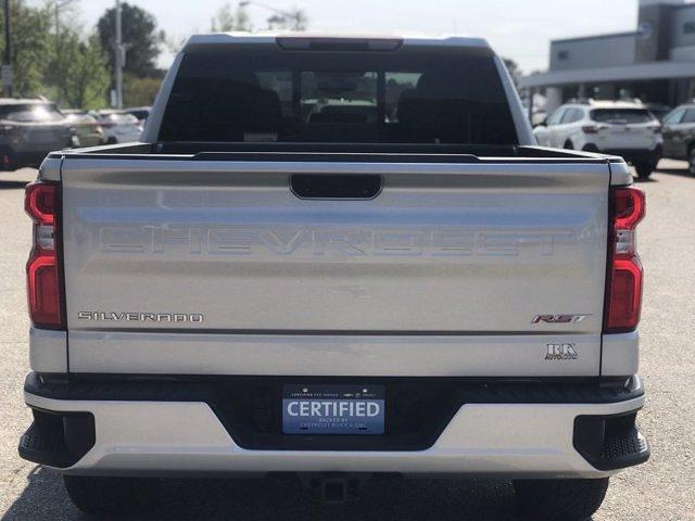 2020 Chevrolet Silverado 1500 Crew Cab 4x2, Pickup #16512PN - photo 7