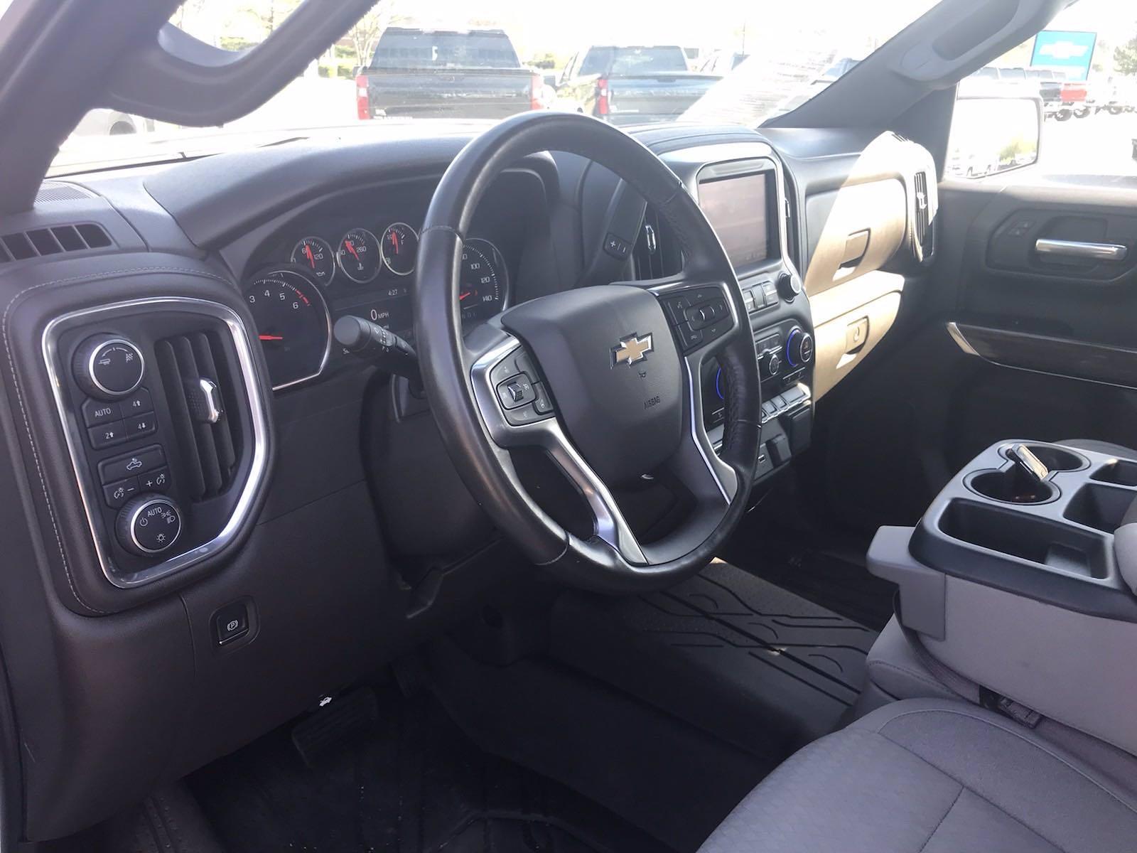 2019 Chevrolet Silverado 1500 Crew Cab 4x4, Pickup #16513P - photo 26