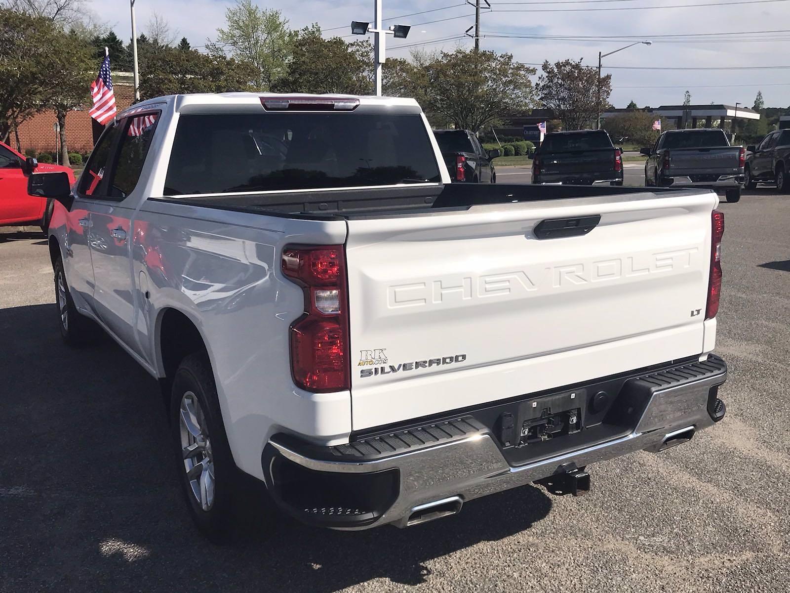 2019 Chevrolet Silverado 1500 Crew Cab 4x4, Pickup #16513P - photo 7