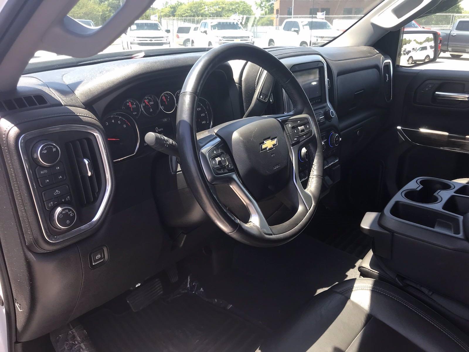 2019 Chevrolet Silverado 1500 Crew Cab 4x4, Pickup #16575P - photo 27