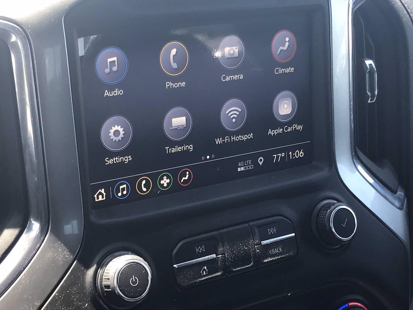 2019 Chevrolet Silverado 1500 Crew Cab 4x4, Pickup #16575P - photo 36