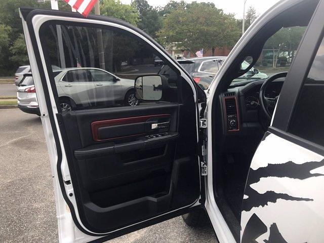 2015 Ram 1500 Crew Cab 4x4,  Pickup #16609A - photo 17