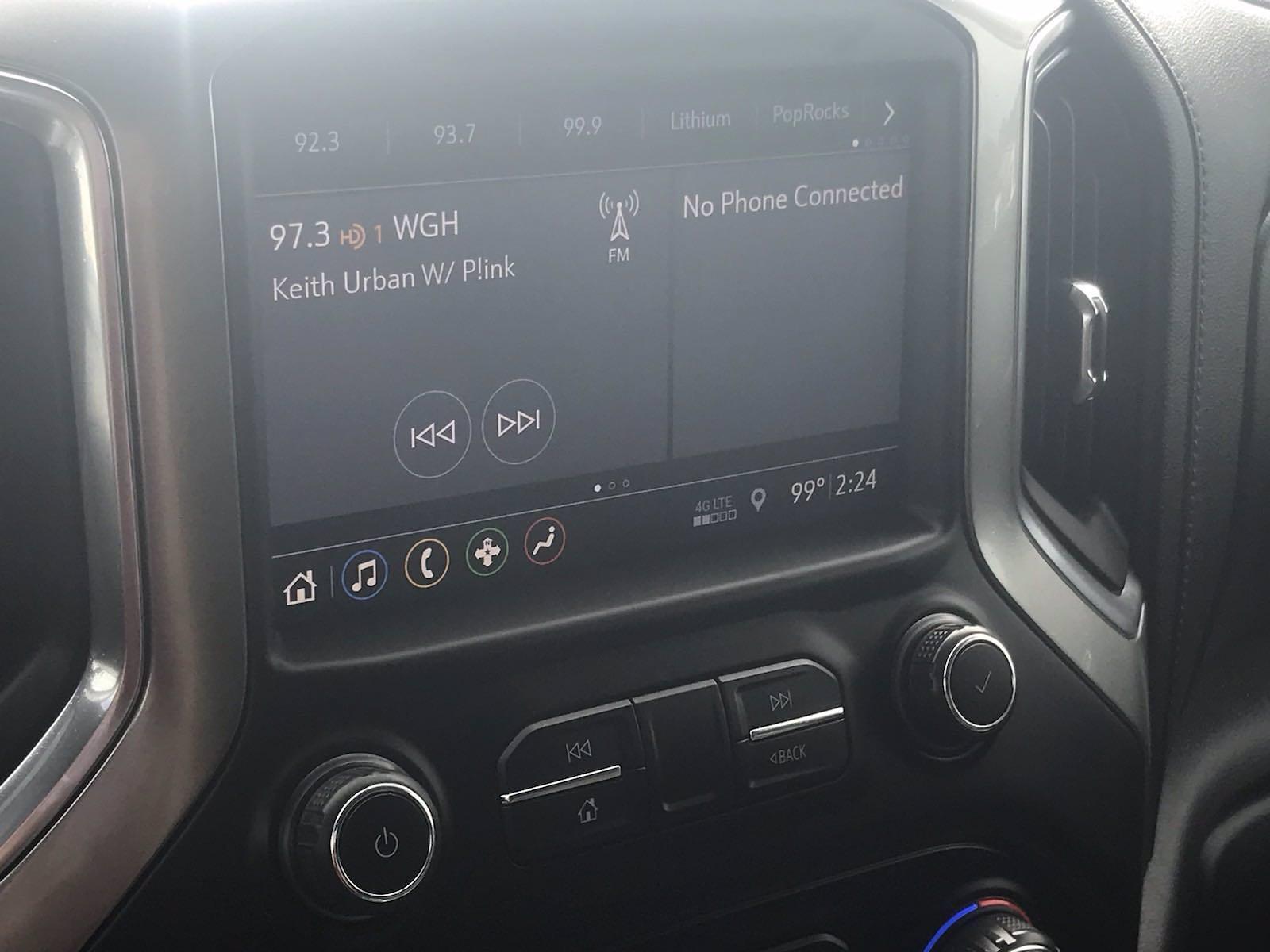 2019 Chevrolet Silverado 1500 Crew Cab 4x4, Pickup #16609P - photo 33