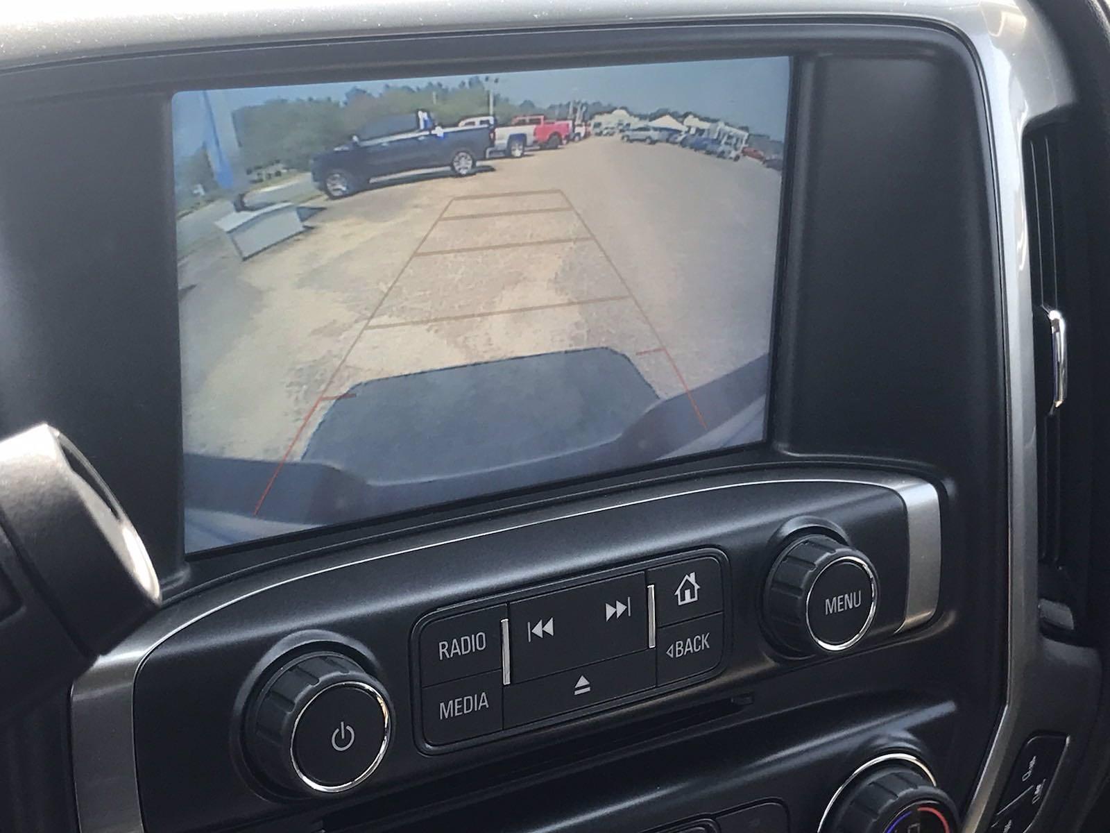 2018 Chevrolet Silverado 1500 Crew Cab 4x4, Pickup #16636P - photo 35