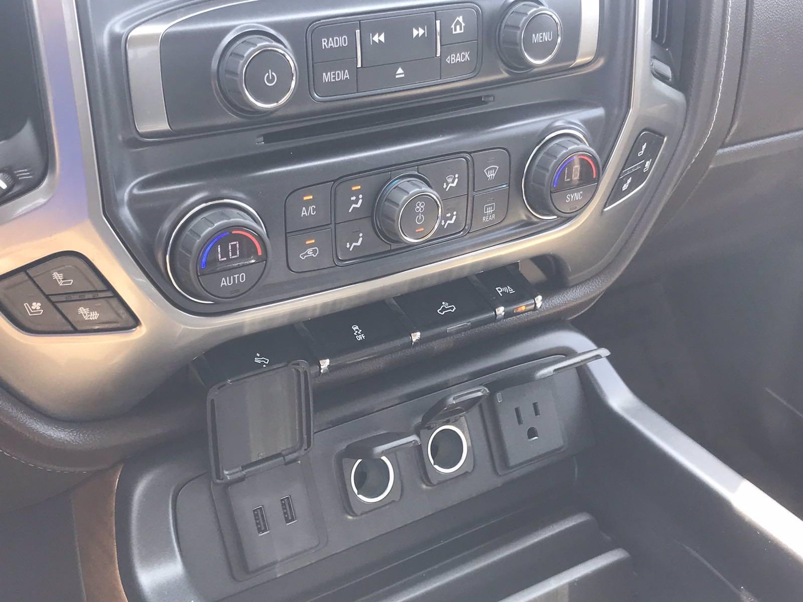 2018 Chevrolet Silverado 1500 Crew Cab 4x4, Pickup #16636P - photo 36