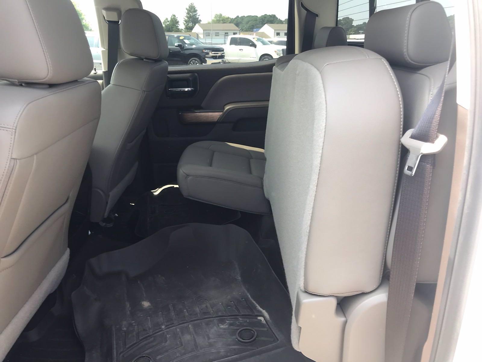 2018 Chevrolet Silverado 1500 Crew Cab 4x4, Pickup #16636P - photo 44