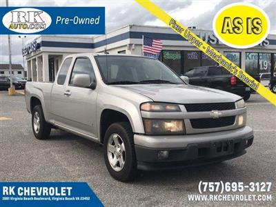 2009 Colorado Extended Cab 4x2, Pickup #201043A - photo 1