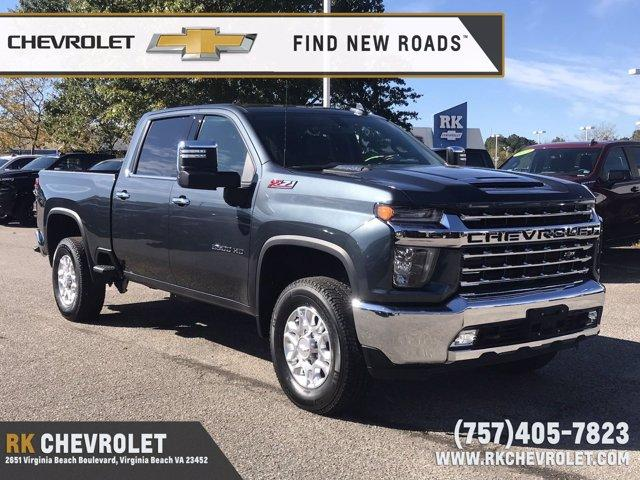 2020 Silverado 2500 Crew Cab 4x4,  Pickup #201106 - photo 1