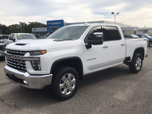 2020 Silverado 2500 Crew Cab 4x4, Pickup #201172 - photo 4