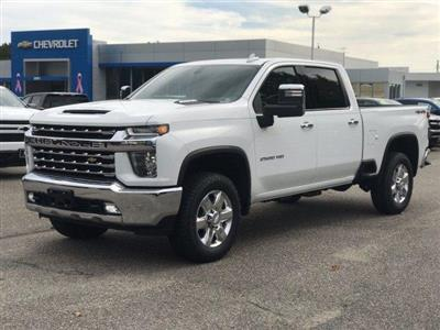2020 Silverado 2500 Crew Cab 4x4, Pickup #201172 - photo 59