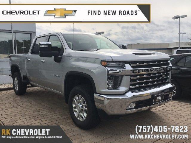 2020 Silverado 2500 Crew Cab 4x4,  Pickup #201383 - photo 1