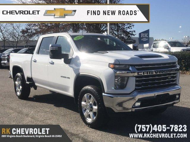 2020 Silverado 2500 Crew Cab 4x4, Pickup #201643 - photo 1