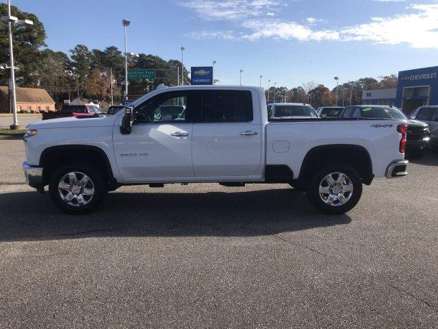 2020 Silverado 2500 Crew Cab 4x4, Pickup #201643 - photo 5
