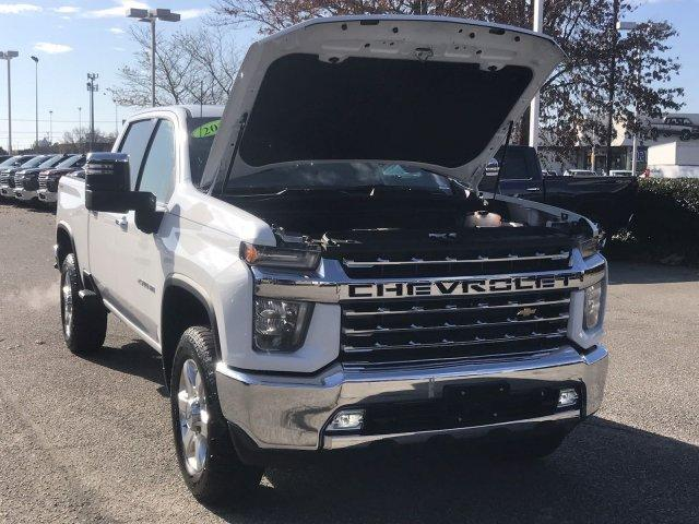 2020 Silverado 2500 Crew Cab 4x4, Pickup #201643 - photo 51
