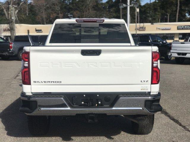 2020 Silverado 2500 Crew Cab 4x4, Pickup #201643 - photo 7