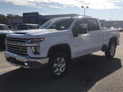 2020 Silverado 2500 Crew Cab 4x4, Pickup #201643 - photo 4