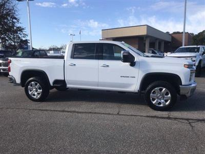 2020 Silverado 2500 Crew Cab 4x4, Pickup #201643 - photo 8