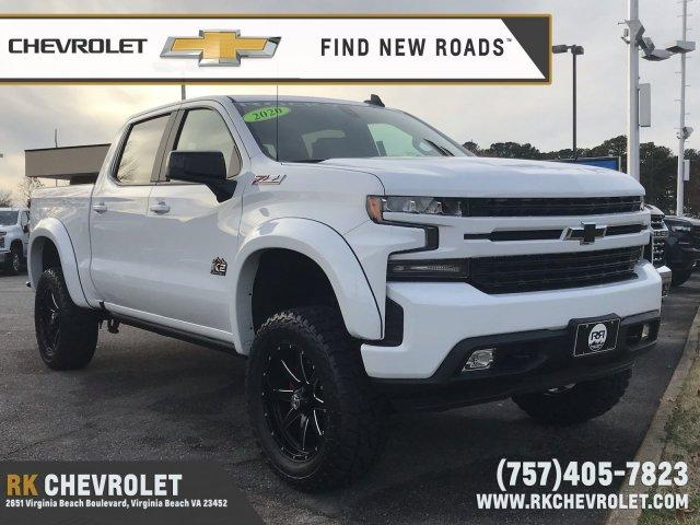 2020 Silverado 1500 Crew Cab 4x4, Rocky Ridge Pickup #201741 - photo 1