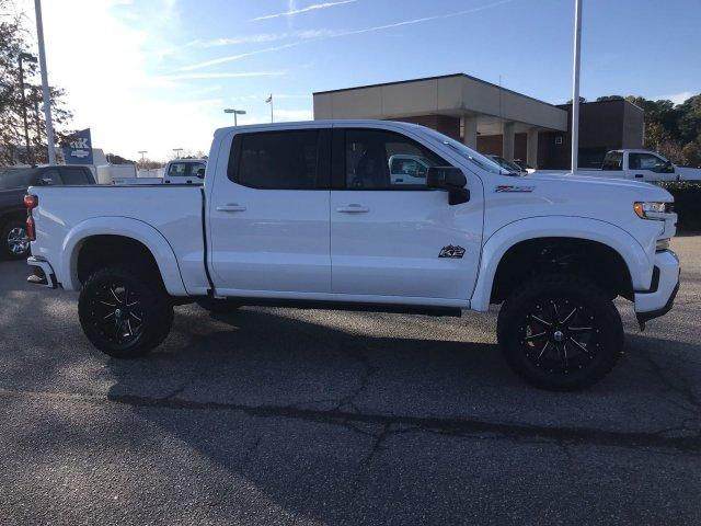 2020 Silverado 1500 Crew Cab 4x4, Rocky Ridge Pickup #201741 - photo 9