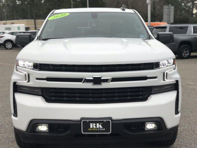 2020 Silverado 1500 Crew Cab 4x4, Pickup #201895 - photo 3