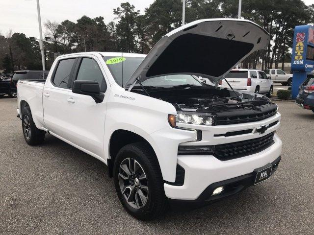 2020 Silverado 1500 Crew Cab 4x4, Pickup #201895 - photo 48