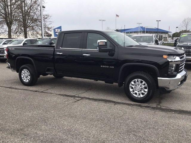 2020 Silverado 3500 Crew Cab 4x4, Pickup #202595 - photo 8