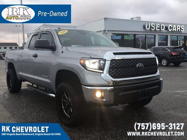 2019 Toyota Tundra 4x4, Pickup #202667A - photo 1