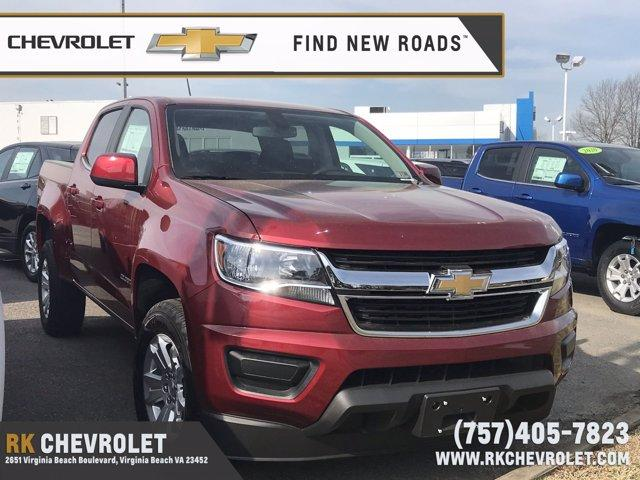 2020 Chevrolet Colorado Crew Cab RWD, Pickup #202791 - photo 1