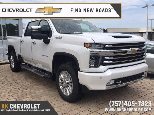 2020 Chevrolet Silverado 2500 Crew Cab 4x4, Pickup #203341 - photo 1