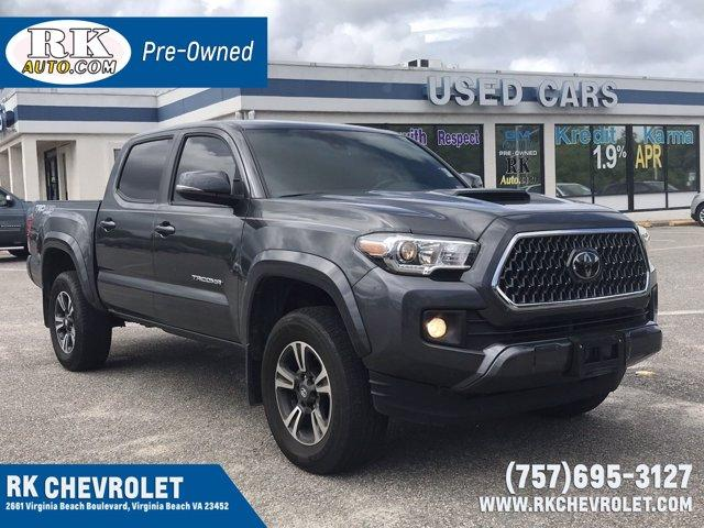 2019 Toyota Tacoma Double Cab 4x4, Pickup #203463A - photo 1