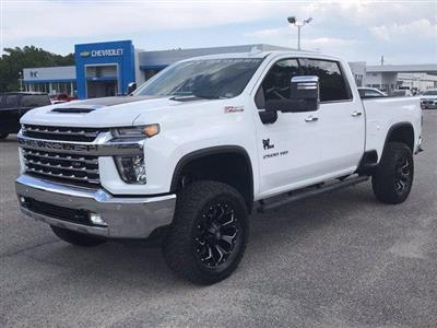 2020 Chevrolet Silverado 2500 Crew Cab 4x4, Rocky Ridge Pickup #203594 - photo 4