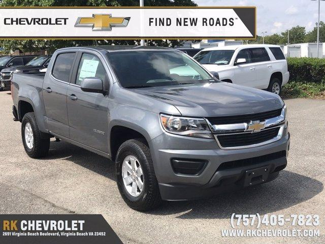 2020 Chevrolet Colorado Crew Cab RWD, Pickup #203631 - photo 1
