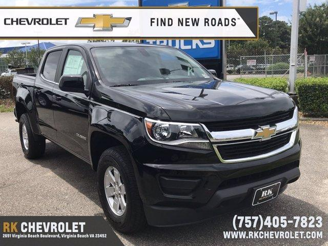 2020 Chevrolet Colorado Crew Cab RWD, Pickup #203635 - photo 1