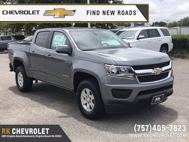 2020 Chevrolet Colorado Crew Cab RWD, Pickup #203643 - photo 1