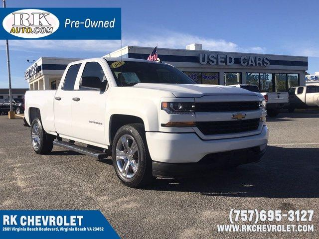 2018 Chevrolet Silverado 1500 Double Cab RWD, Pickup #204029A - photo 1