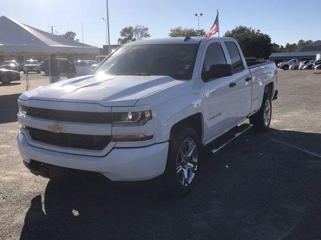 2018 Chevrolet Silverado 1500 Double Cab RWD, Pickup #204029A - photo 4