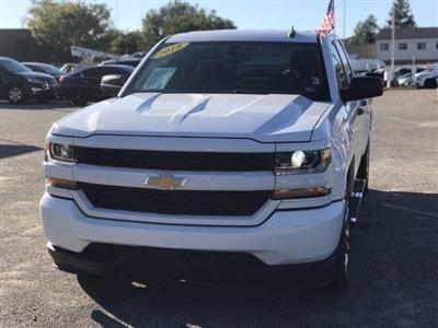 2018 Chevrolet Silverado 1500 Double Cab RWD, Pickup #204029A - photo 10