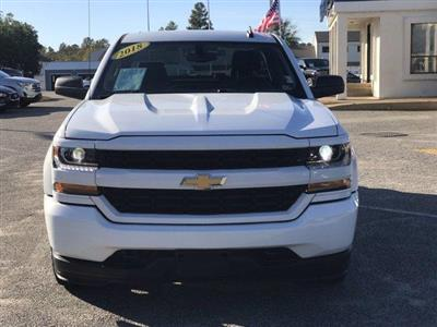2018 Chevrolet Silverado 1500 Double Cab RWD, Pickup #204029A - photo 3