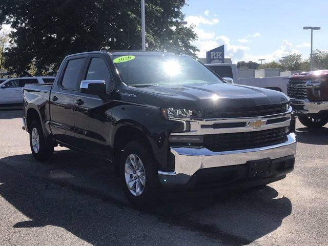 2020 Chevrolet Silverado 1500 Crew Cab RWD, Pickup #204035 - photo 7
