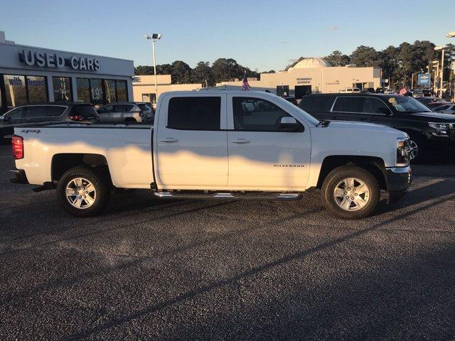 2017 Chevrolet Silverado 1500 Crew Cab 4x4, Pickup #204179A - photo 8