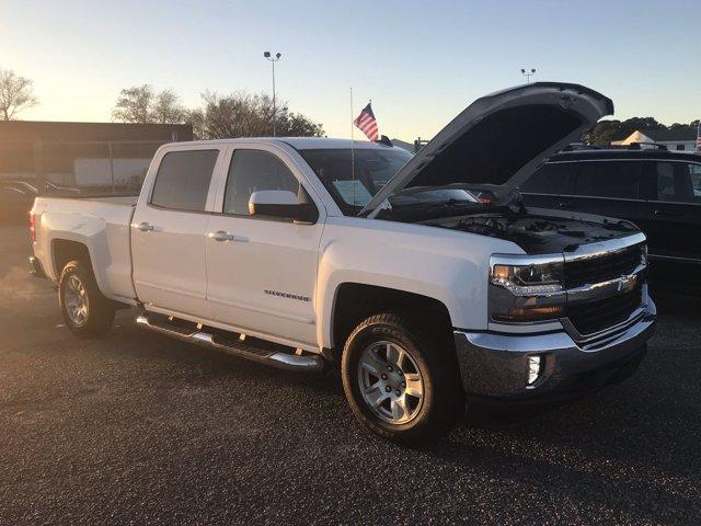 2017 Chevrolet Silverado 1500 Crew Cab 4x4, Pickup #204179A - photo 45