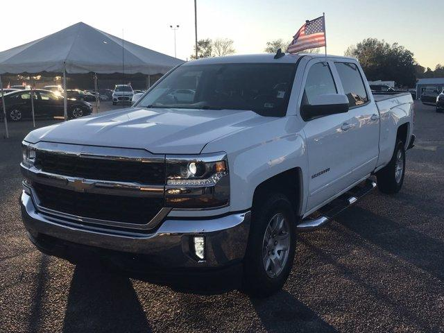 2017 Chevrolet Silverado 1500 Crew Cab 4x4, Pickup #204179A - photo 4