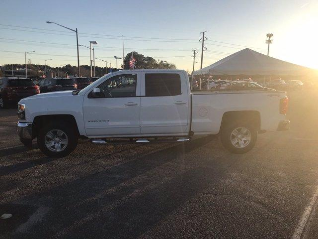 2017 Chevrolet Silverado 1500 Crew Cab 4x4, Pickup #204179A - photo 5