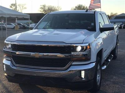 2017 Chevrolet Silverado 1500 Crew Cab 4x4, Pickup #204179A - photo 10