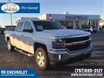 2017 Chevrolet Silverado 1500 Crew Cab 4x4, Pickup #204179A - photo 1