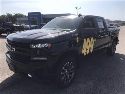 2020 Chevrolet Silverado 1500 Crew Cab 4x4, Pickup #204325 - photo 4